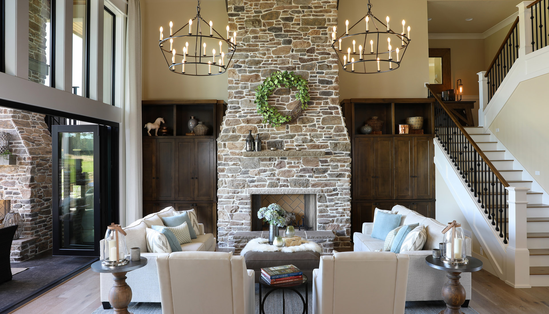 SOD 2018 Fireplace